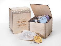 Bee Inspired Honey Gift Box for Her