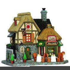 The Little British Tea Cafe Building