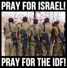 You've got to pray!