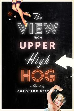 Cover design by Gabriele Wilson - 30 Covers, 30 Days Challenge - NaNoWriMo. The designer selects a synopsis and is then given only 24 hours in which to create a cover. (The View from Upper High Hog - Caroline Bridges - National Novel Writing Month 2010, Day 12)