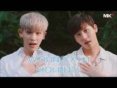 WONHO X I.M (CHANGKYUN) MOMENTS | WONKYUN MONSTA X