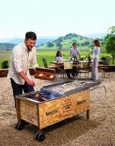 Chef Michael Chiarello shares a dinner menu for your next garden gathering