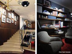 Slowear Shops | Carlo Donati Studio Studio, Projects, Shops, Shopping, Home Decor, Log Projects, Blue Prints, Tents, Decoration Home