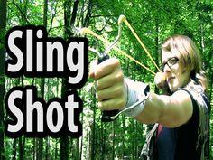 Survival Weapon - Slingshot