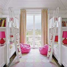 Pink and Proud - Kids' Rooms - Coastal Living