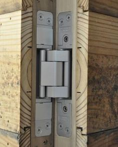 Hidden Doors, Secret Rooms, and the Hardware that makes it possible! – Fine Homebuilding Hidden Doors, Secret Rooms, and the Hardware that makes it possible! – Fine Homebuilding was last… Hidden Spaces, Small Spaces, The Doors, Hidden Doors In Walls, Front Doors, Sliding Doors, Hidden Storage, Secret Storage, Home Projects