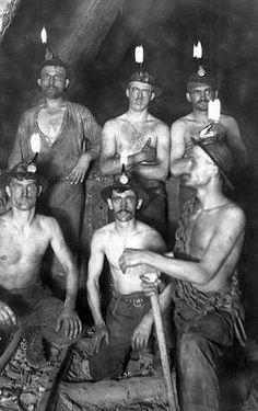 West Virginia Miners | West Virginia Coal miner 1930