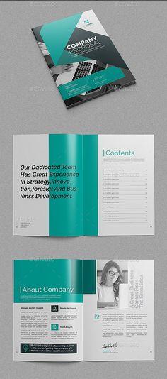 30 Indesign Business Proposal Templates Design Pinterest