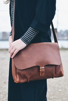 Leather bag Flora & Fauna from Keecie