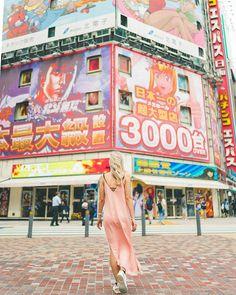 Guide to Tokyo, Japan on LaurenConrad.com