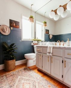 Blue Green Paints, Green Paint Colors, Wall Colors, Popular Paint Colors, Cheap Bathrooms, Coastal Bathrooms, Sherwin William Paint, Modern Farmhouse Decor, Farmhouse Style