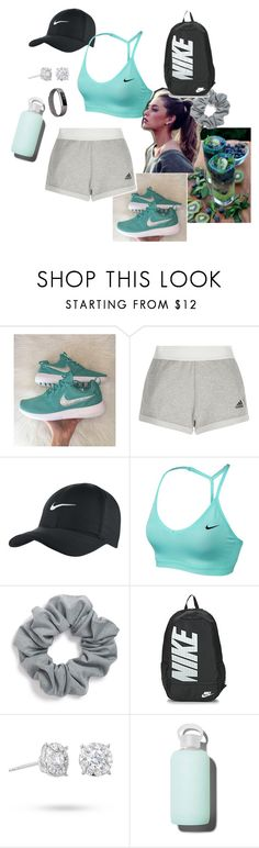 """""""Sport"""" by wbspater on Polyvore featuring adidas, NIKE, Natasha, Masquerade, bkr and Fitbit"""