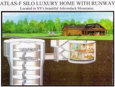 Das sicherste Haus der Welt mit Anti-Zombie-Bunkersystem steht in den USA zum Verkauf