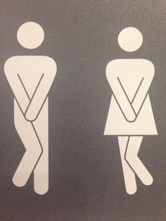 Bathroom Signs Gym 20 creative and funny toilet signs | more funny bathroom ideas