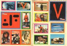 Pegatinas V Revista TeleIndiscreta 1985