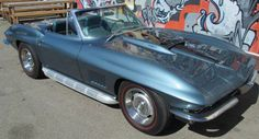 1967 Chevrolet Corvette Roadster