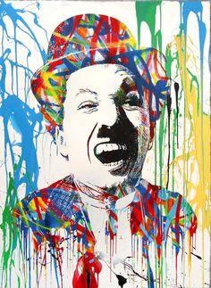 Mr. Brainwash, Charlie Original available at #gallartcom