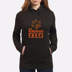 Make your halloween special with your loving ones. Make them happy with this special gift Dog Halloween, Halloween Shirt, Halloween Gifts, Hooded Dress, Tee Shirts, Tees, Dog Shirt, Christmas Shirts, Hoodies