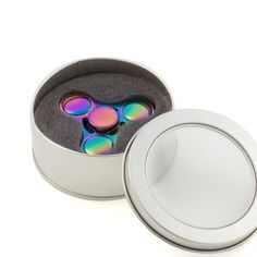 Rainbow III Spinner
