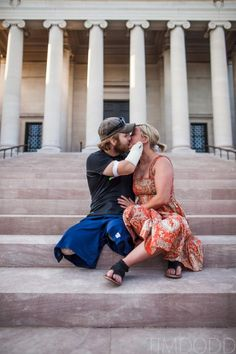 When you love someone, you love them through whatever comes your way! Taylor Morris, Quadruple Amputee, Dances With Girlfriend Danielle Kelly (VIDEO)