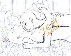 [YCH] Making out in the forest [CLOSED!] by tshuki