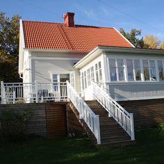 Vårt 20-talshus - exteriör - Hemma hos Signe09 på StyleRoom.se