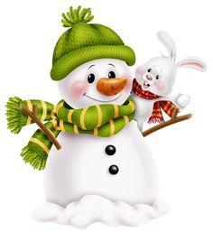 Clipart Noel, Snowman Clipart, Christmas Clipart, Christmas Snowman, Christmas Crafts, Christmas Decorations, Christmas Ornaments, Snowmen Pictures, Christmas Pictures