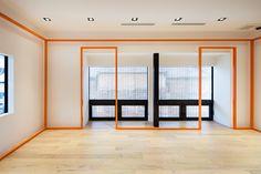 oniki design studio Hermès pop-up store gion machiya townhouse kyoto japan designboom