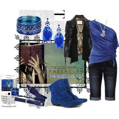 Rocking Ravenclaw love this outfit thanks to who ever posted
