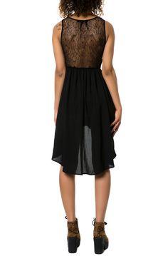 The Doe & Rae Dress in Black