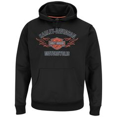harley hoodies | Harley-Davidson Hoodie Performance im Thunderbike Shop
