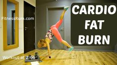 RU65-20 Minute Super Effective Home Cardio Workout With Full Body Exerci...