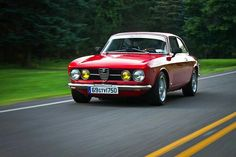 Alfa Romeo GTV 1750 - all Alfa's are cool - this one is uber!