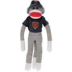 Chicago Bears Shirt Sock Monkey - $19.99