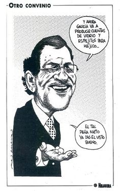 #España cagándose de risa de #México, patrocinado por @EPN y #PEMEX...