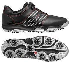 Adidas Tour 360 X BOA Golf Shoes BOA Closure System, FitFoam Cushioning, Lightweight Mens Golf Shoes