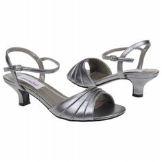 f8dc8db2620 Dyeables Brielle Shoes (Pewter) - Women s Wedding Shoes - B