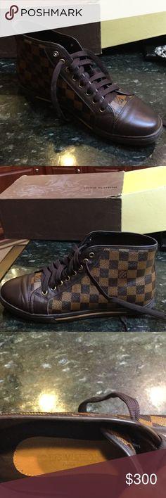 Nice Louis Vuitton Shoes Louis Vuitton men shoes Great condition Authentic Louis Vuitton size 10 men shoe... Check more at http://24shopping.ga/fashion/louis-vuitton-shoes-louis-vuitton-men-shoes-great-condition-authentic-louis-vuitton-size-10-men-shoe/