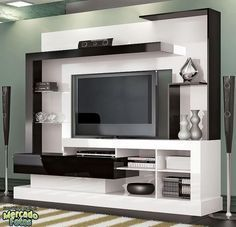 How and where to make a modern TV cabinet design? Modern Tv Cabinet, Modern Tv Wall Units, Modern Tv Room, Tv Unit Furniture, Furniture Design, Modular Furniture, Modern Furniture, Tv Stand Designs, Living Room Tv Unit Designs