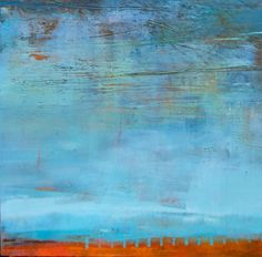 Sue Jachimiec - Oil and Cold Wax