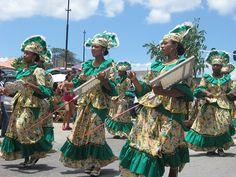 Harvest Parade, Willemstad Curacao