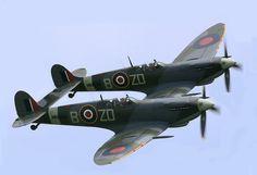 Prototype Twin Spitfire