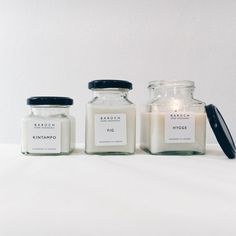 These candles are from pure soy wax. A blend of fragrance and essential oils, hand-poured into geometric glass jars with a cotton wick and packaged in a texture Bed Sheets Online, Cheap Bed Sheets, Bedding Sets Online, Hygge, Pool Bedroom, Large Candles, Home Candles, Linen Bedding, Bed Linens