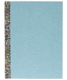 Liberty Print Emilias Flowers Medium Notebook, Liberty London