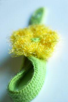 crochet headband baby