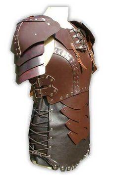 realistic female roman greek plate armor - Google Search