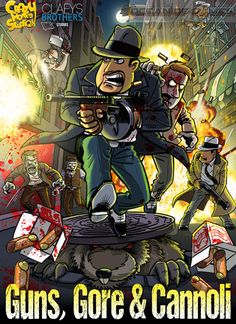 Guns Gore and Cannoli Free Download PC Game setup in direct link for windows. Guns Gore and Cannoli 2015 is an action and survival game.  Guns Gore & Cannoli PC Game 2015Overview  Guns Gore and Cannoli is developed and published under the banner ofCrazy Monkey Studios. Claeys Brothers has co developed this game. Guns Gore and Cannoli game was released on30thApril 2015. You can also downloadBroforce.  Guns Gore and CannoliPCgame has been set in a fictional Thugtown circa in 1925. Where Vinnie…