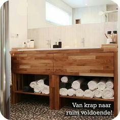 1000 images about badkamer on pinterest met bathroom for Eigen huis en interieur