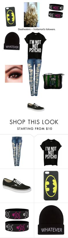 """My sister @ashleyhorger"" by alexis-horger ❤ liked on Polyvore featuring Pull&Bear, Vans, Wet Seal, women's clothing, women, female, woman, misses and juniors"