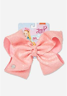 Be bold, bright, & beautiful - just like JoJo! Our JoJo Siwa clothing line features everything from shirts to classic JoJo bows. Shop the JoJo Siwa Collection today. Jojo Hair Bows, Jojo Bows, Barbie Accessories, Girls Hair Accessories, Big Bows, Cute Bows, Girls Nail Designs, Jojo Siwa Bows, Jojo Siwa Birthday